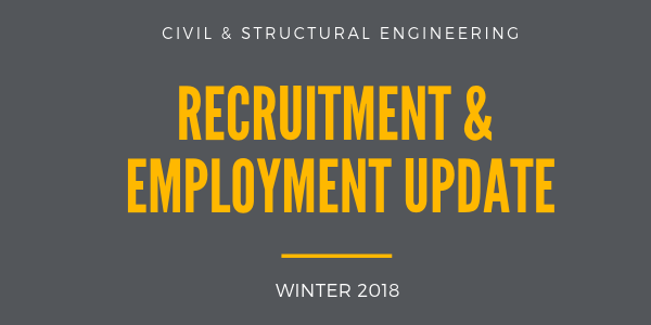 Civil & Structural Update Winter 2018